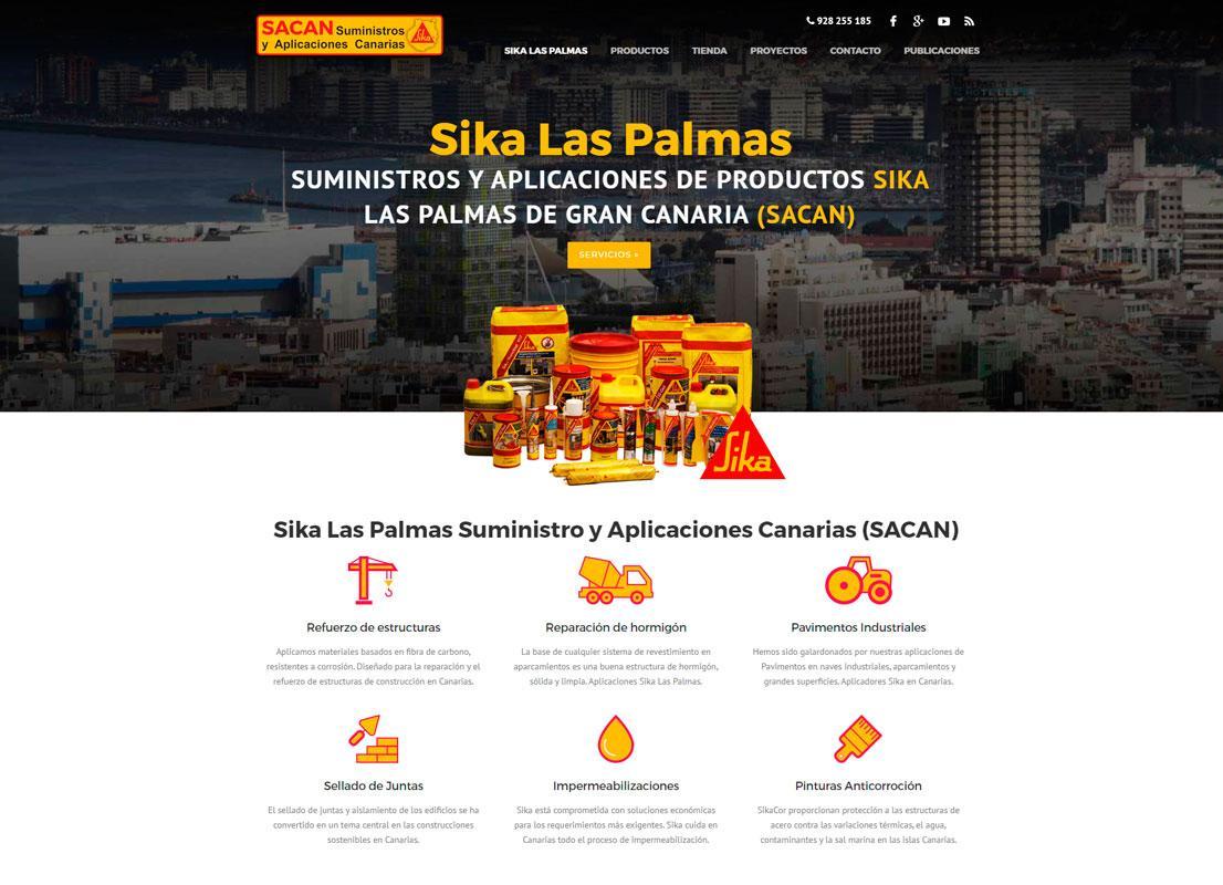 Sika Las Palmas